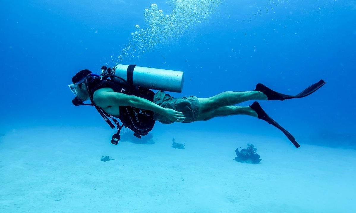 All You Know About Scuba Diving