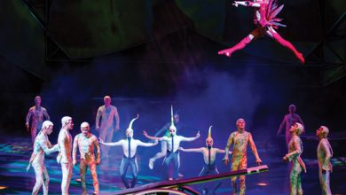 Photo of The Greatest Cirque du Soleil Shows in Vegas