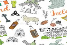 Photo of Worldwide recognized Irish elements